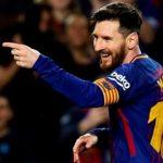 Messi sirve de ejemplo en el Manchester United