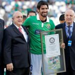 """""""El Loco"""" Abreu recibe premio Guinness por jugar en 26 clubes"""