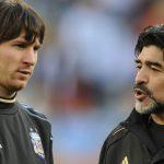 El primo de Messi arremetió contra Maradona