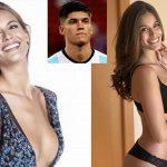 Desiré Cordero, ex de Cristiano, ahora sale con otro futbolista