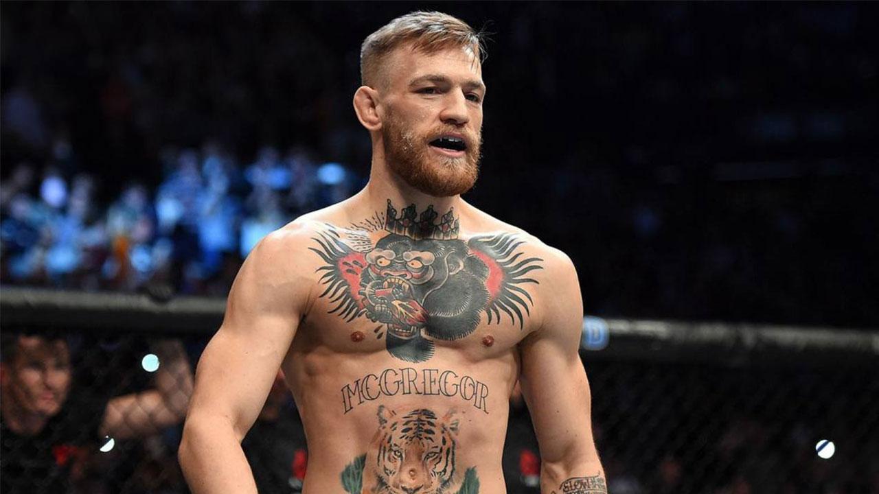 Conor McGregor es arrestado por disturbios y lesiones