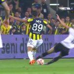 Pepe vuelve a las andadas en la Copa turca