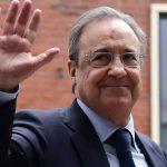 Un aficionado se tatúa la cara del presidente del Real Madrid en el brazo