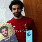 Mohamed Salah desbanca a Cristiano como el más rápido de FIFA