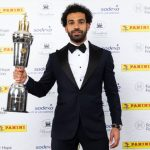 Mohamed Salah, mejor jugador de la temporada en la Premier League