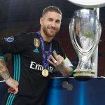 Sergio Ramos lanza dardo al Barça: «La Champions vale un doblete o más»