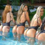 Creador de Miss Bumbum critica «obsesión» de las brasileñas por tener el trasero de Kim Kardashian