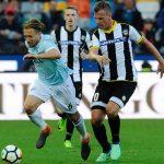 Por una buena causa: Udinese jugó con 11 camisetas diferentes ante Lazio
