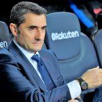 Valverde dirigirá su partido 50 con el Barcelona