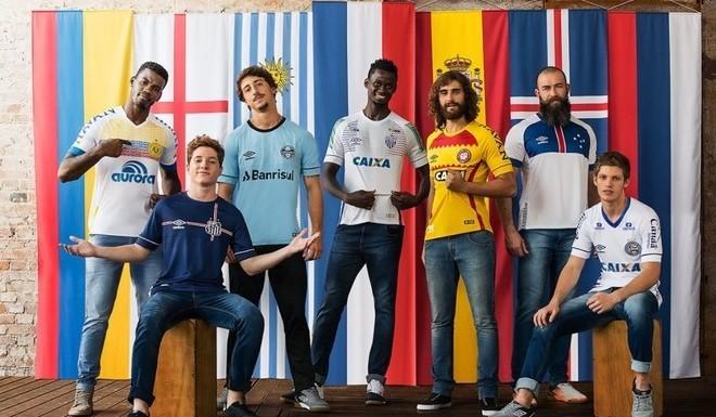 Clubes brasileños rinden homenaje a selecciones mundialistas