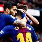 Barca mantiene el invicto en Liga tras la debacle en Champions