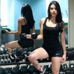 Rutina de ejercicio con Karla Álvarez