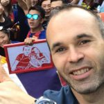 La impresionante oferta del fútbol chino a Andrés Iniesta