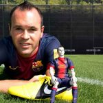 El mundo del fútbol felicita a Andrés Iniesta por su cumpleaños