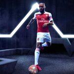 Arsenal presenta nueva camiseta