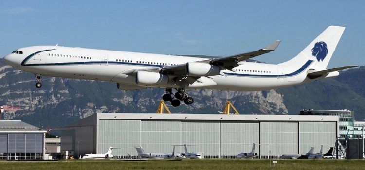 Conozca el lujoso avión en el que se trasladará la Selección Argentina