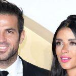 Cesc Fábregas se casa con Daniella Semaan