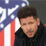 La UEFA sanciona con cuatro partidos a Simeone