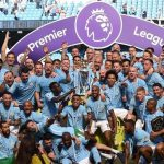 La fiesta del Manchester City