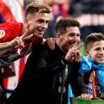 Simeone: «No es sólo la Liga Europa, es mucho más grande»