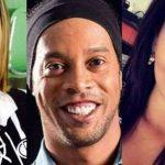 Conozca a las dos mujeres con las que se casará Ronaldinho