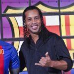 Ronaldinho desmiente su boda con dos novias