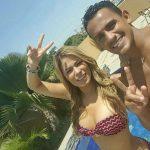 Diputada costarricense anuncia compromiso con futbolista