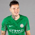 El portero del Manchester City consigue un récord Guinness