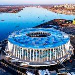 Listos los 12 escenarios de la Copa del Mundo