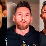 Estrellas del Mundial se felicitan por calificación
