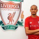 El Liverpool ficha al brasileño Fabinho