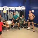 El hijo de Marcelo enloquece al plantel madridista