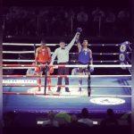 Hondureño avanza a semifinales tras vencer a USA en Mundial de Muay Thai