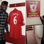 El Liverpool en la final de Champions genera dinero a LeBron James