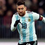 Los récords que busca superar Messi en el mundial
