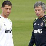 Mourinho: «Cristiano tiene la puerta cerrada para salir del Madrid»