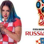 Los uniformes del Mundial de Rusia 2018 en body Paint