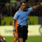 Como se adelantó Óscar Moncada pitará la final