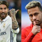 Neymar alimenta rumores de su llegada al Real Madrid