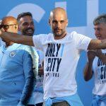 Pep Guardiola renovó con el Manchester City