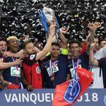 PSG campeón de la Copa de Francia 2018