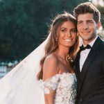 Sergi Roberto y Coral Simanovich se casan en Israel