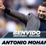 Antonio Mohamed es el nuevo técnico del Celta de Vigo