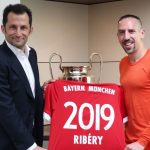 Franck Ribery renovó un año más con el Bayern Munich