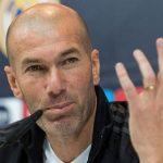 Zidane anuncia fichajes para la próxima temporada