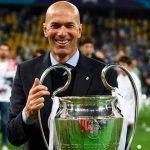 Zidane era entrenador desde que jugaba