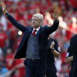 Arsene Wenger recibe homenaje en su despedida del Arsenal