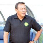 """Carlos Tábora: """"no vamos hacer ningún ridículo para aquellos que desean una goleada"""""""