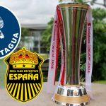 Motagua y Real España pendientes hoy del sorteo de Liga Concacaf