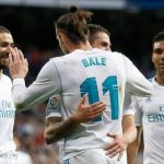 Real Madrid humilló 6-0 al Celta de Vigo